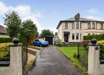 Thumbnail 3 bed semi-detached house for sale in Greenock Road, Paisley