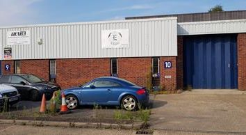 Thumbnail Light industrial to let in Unit 10, Phoenix Park, Coldred Road, Parkwood, Maidstone, Kent