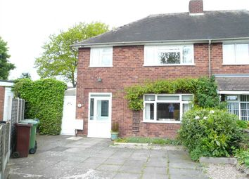 Thumbnail 3 bedroom semi-detached house for sale in Rogers Close, Wednesfield, Wednesfield