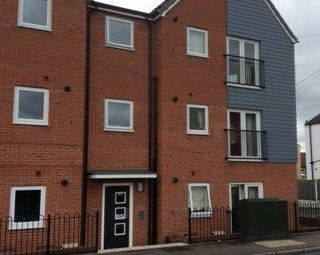 Thumbnail 2 bed flat to rent in Hallgate, Mexborough