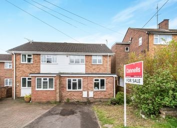 Thumbnail 3 bed semi-detached house for sale in The Beeches, Weyhill Road, Andover