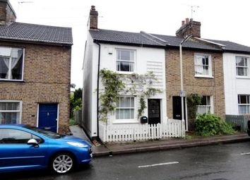 Thumbnail 2 bed end terrace house to rent in Roman Road, Old Moulsham, Chelmsford