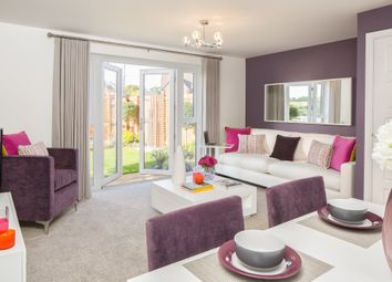 "Thumbnail 3 bed terraced house for sale in ""Barwick"" at Norton Fitzwarren, Taunton"