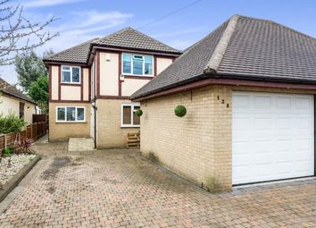 Thumbnail 4 bed detached house for sale in Lodge Lane, Collier Row, Romford
