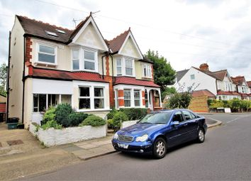 Thumbnail 5 bed semi-detached house for sale in Park View, New Malden
