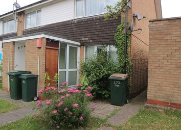 Thumbnail 2 bedroom maisonette for sale in 272 Woodway Lane, Walsgrave, Coventry, West Midlands