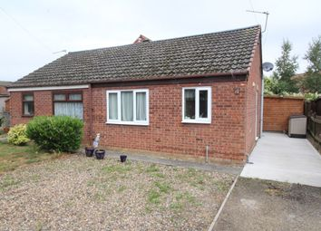Thumbnail 1 bed bungalow for sale in Mill View Court, Goole