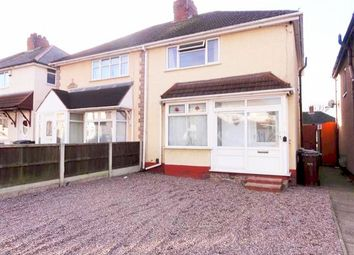 Thumbnail 2 bedroom semi-detached house for sale in Moreton Road, Wolverhampton