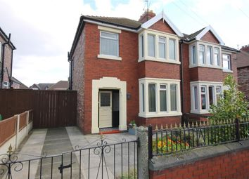 Thumbnail 3 bed semi-detached house for sale in Deirdre Avenue, Widnes