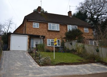 Thumbnail 3 bedroom semi-detached house for sale in Rotherfield Way, Reading