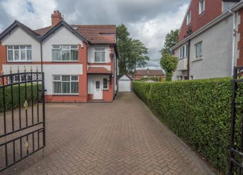 Thumbnail 4 bed semi-detached house for sale in Spen Lane, Leeds