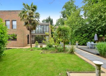 Thumbnail 5 bed detached house for sale in Lakeside Drive, Esher