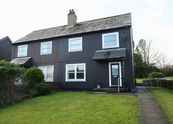 Thumbnail 3 bed semi-detached house for sale in Lime Park, Broadford, Isle Of Skye