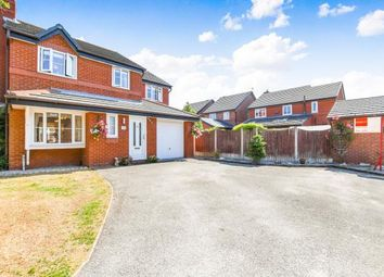 Thumbnail 4 bed detached house for sale in Mottram Close, Grappenhall, Warrington, Cheshire