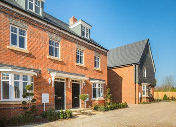 "Thumbnail 3 bedroom semi-detached house for sale in ""Kennett"" at Braishfield Road, Braishfield, Romsey"