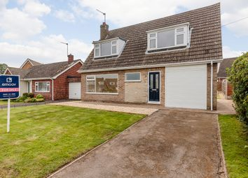 Thumbnail 3 bed detached house for sale in Richdale Avenue, Gainsborough