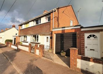 Thumbnail 3 bedroom semi-detached house for sale in Lower Town, Sampford Peverell, Tiverton