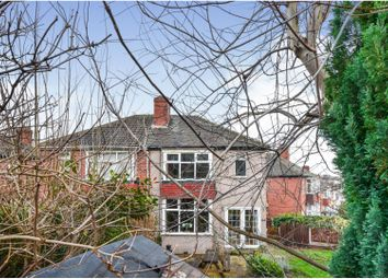 Thumbnail 3 bed semi-detached house for sale in Richard Road, Rotherham