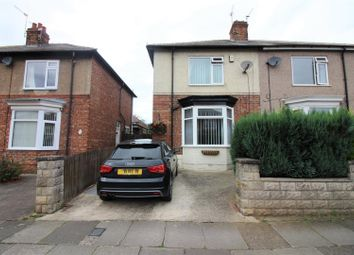 Thumbnail 3 bed semi-detached house for sale in Davison Road, Darlington