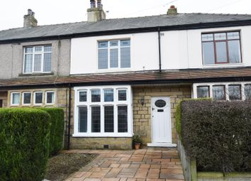 Thumbnail 2 bed terraced house to rent in Newlands Grove, Northowram, Halifax