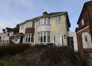 Thumbnail 3 bed property to rent in Durley Dean Road, Selly Oak, Birmingham