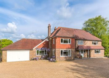 Thumbnail 5 bed country house for sale in Mayfield Flat, Near Heathfield