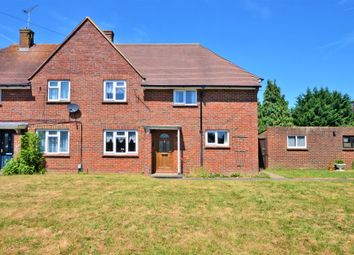Thumbnail 3 bed semi-detached house for sale in East Ring, The Cardinals, Tongham, Surrey
