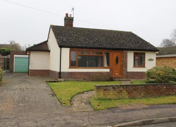 Thumbnail 2 bed bungalow to rent in Church End, Ravensden