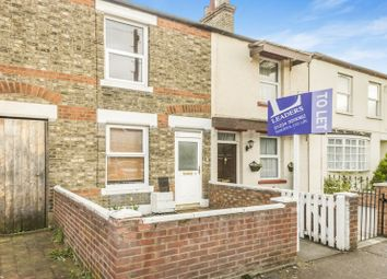 Thumbnail 2 bed terraced house to rent in Bunyan Road, Bedford
