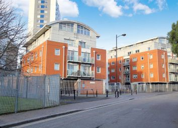 Thumbnail 2 bed flat for sale in Wolsey Street, Ipswich