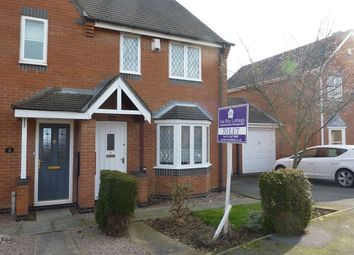 Thumbnail 3 bed property to rent in Heron Close, Mountsorrel, Loughborough
