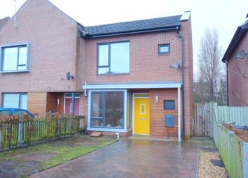 Thumbnail 2 bed semi-detached house to rent in Faversham Way, Rock Ferry, Birkenhead