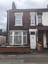 Thumbnail 5 bedroom end terrace house to rent in Birches Head Road, Stoke On Trent