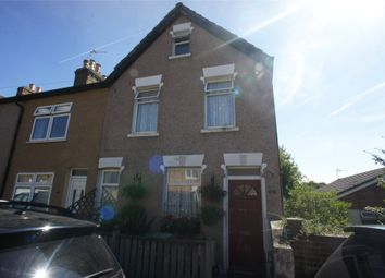Thumbnail 2 bed end terrace house for sale in Grosvenor Road, Belvedere, Kent