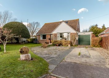 Thumbnail 3 bed detached bungalow for sale in Bourne Close, Chichester, West Sussex