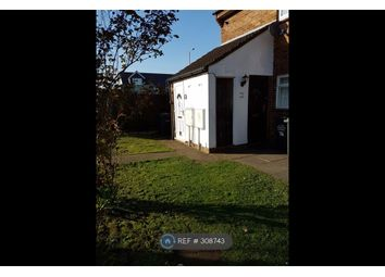 Thumbnail 1 bed maisonette to rent in Enderby Road, Luton