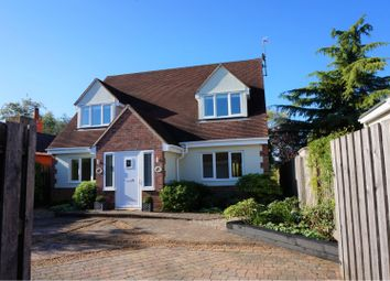 Thumbnail 4 bed detached house for sale in The Street, Saxon Street, Newmarket