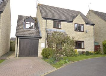 Thumbnail 4 bed detached house for sale in East Gable, Woodmancote, Cheltenham, Glos