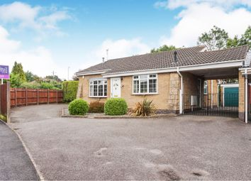 Thumbnail 3 bed detached bungalow for sale in Bradgate Road, Markfield