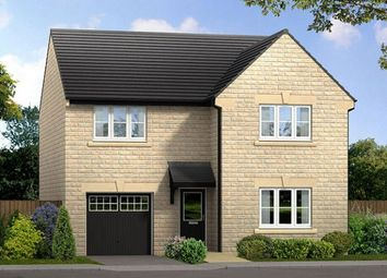 "Thumbnail 4 bedroom detached house for sale in ""The Charnwood Stone"" at Chesterfield Road, Matlock Moor, Matlock"