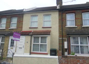 Thumbnail 3 bedroom terraced house to rent in Cecil Road, Gravesend, Kent