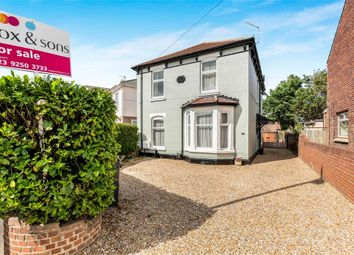 Thumbnail 4 bed detached house for sale in Brockhurst Road, Gosport