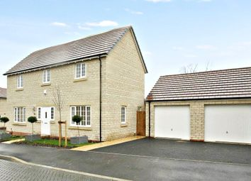 Thumbnail 4 bed detached house for sale in The Carriages, Chinnor, Oxon