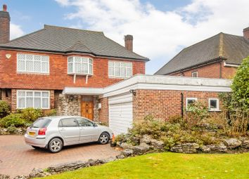 Thumbnail 5 bed detached house to rent in Traps Lane, New Malden