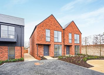 Thumbnail 3 bed terraced house for sale in Belsteads Farm Lane, Little Waltham, Chelmsford