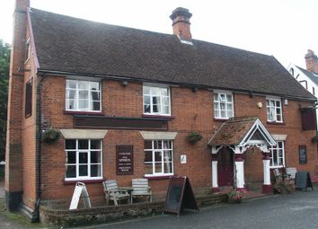 Thumbnail Pub/bar for sale in London Road, Halesworth