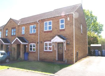 Thumbnail 2 bed terraced house to rent in Cricketers Court, Littleover, Derby