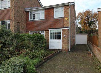 Thumbnail 3 bed semi-detached house for sale in Sedlescombe Gardens, St Leonards-On-Sea, East Sussex
