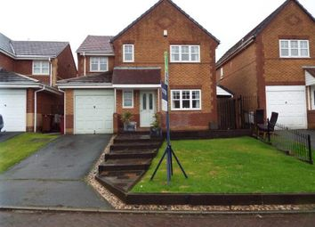 Thumbnail 4 bedroom detached house for sale in Aintree Drive, Lower Darwen, Darwen, Lancashire