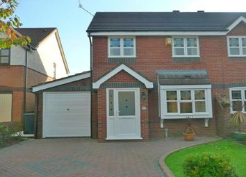 Thumbnail 3 bed semi-detached house to rent in Shearwater Avenue, Astley, Tyldesley, Manchester